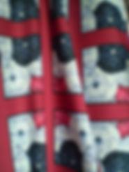 tissu exclusif impression photo numérique sur coton pour décoration