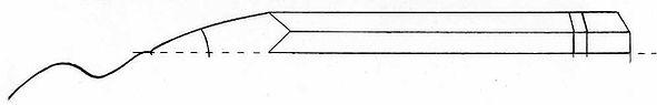 Gratuit : modèle de crayon pour boutis