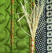 technique du boutis contemporain sur soie