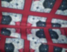 Création textile Fave