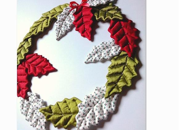Kit Couronne de Noël OR ou TRADITION
