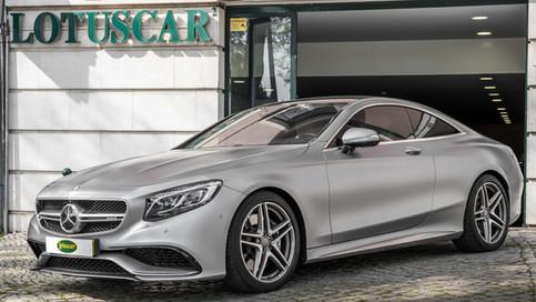 Mercedes-Benz S 63 AMG 4-MATIC
