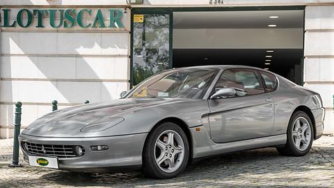 Ferrari 456 M GTA