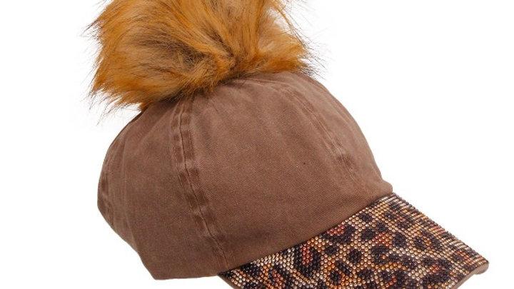 Blingy Brim Hat