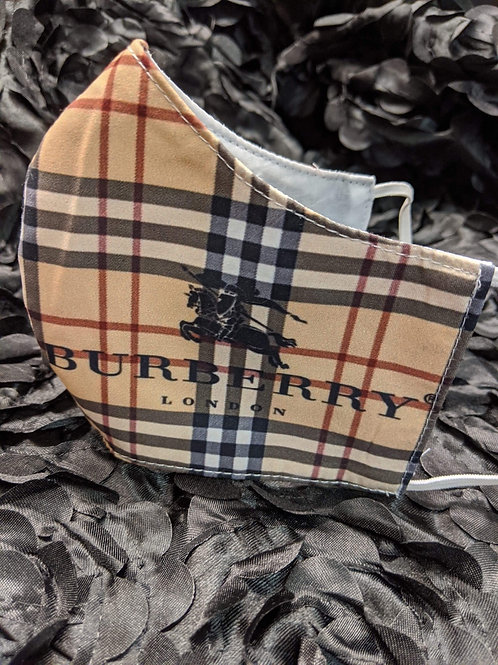 Burberry Face Mask