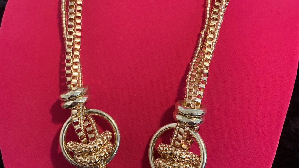 All Tied Up Necklace Set