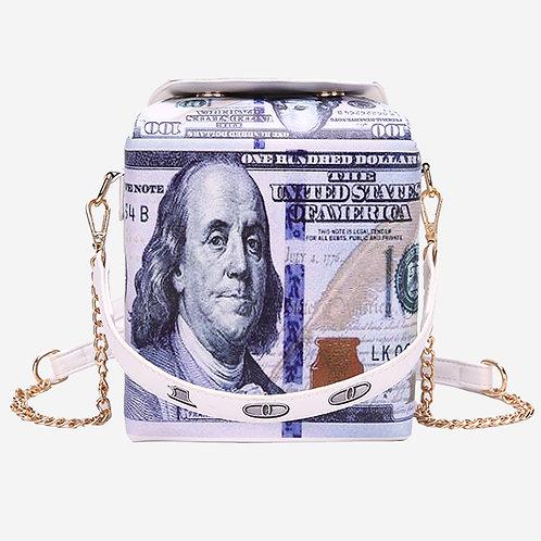 Money Money Money Crossbody Bag