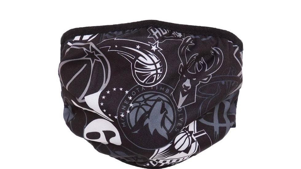 Basket Ball Teams Masks