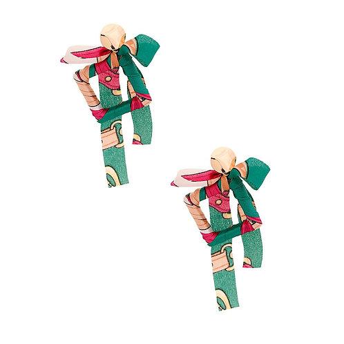 Wrapped & Tied Earrings