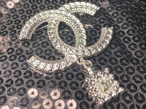 Chanel Large Brouche
