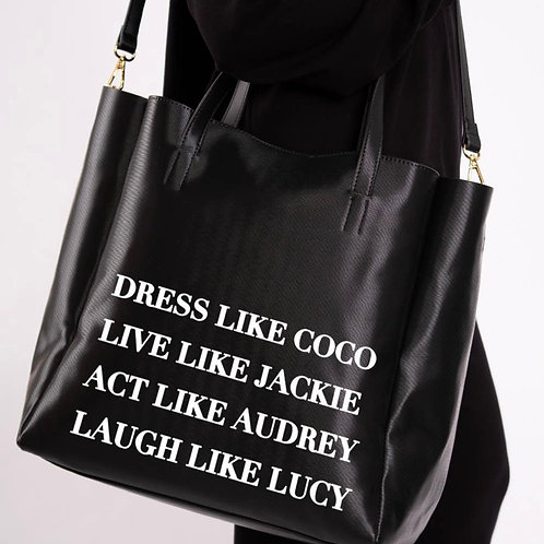 Dress Like Tote Bag