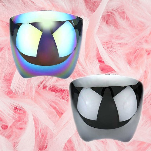 Fashion Face Shields