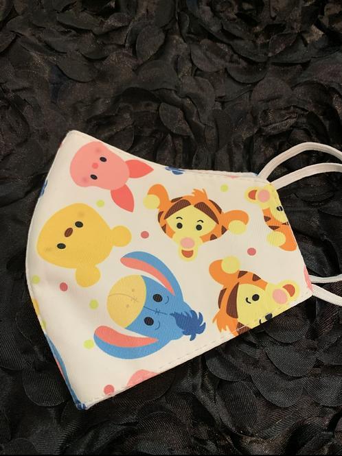 Pooh & Friends Mask