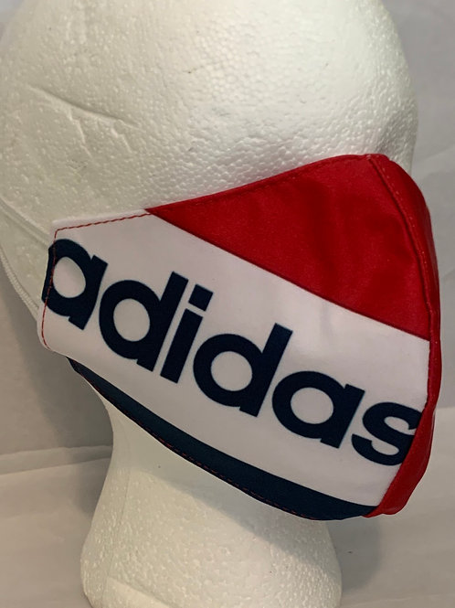 Adidas Inspired Mask