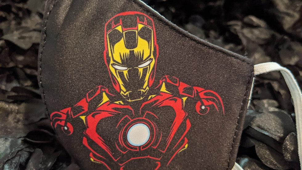 Kids Mask Marvel