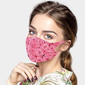 Roses Are Red Mask