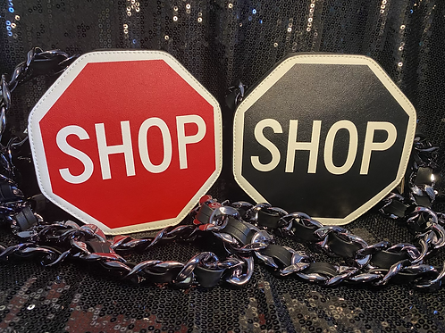 Stop and Shop Crossbody Bag