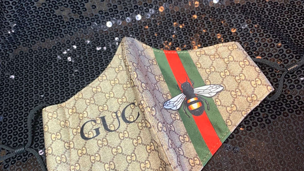 Gucci Bee Inspection Mask