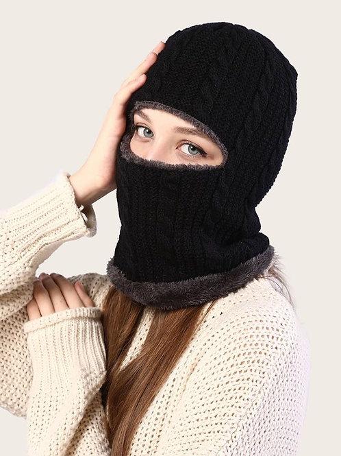 Knitted Ski Mask