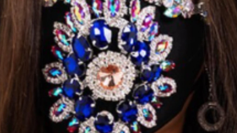 Jeweled Mask