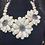 Thumbnail: Stone Flower Necklace