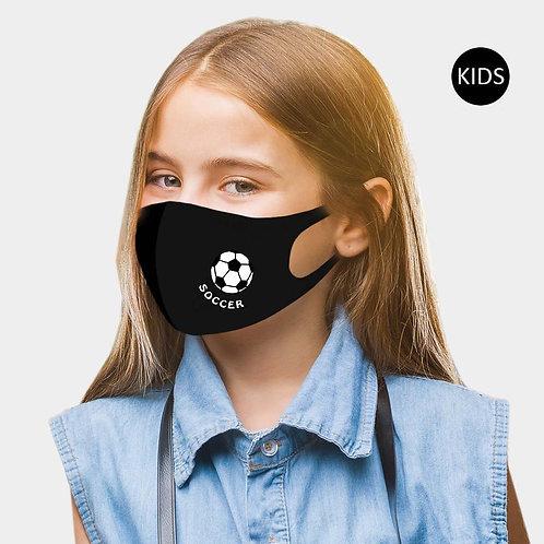 Kids Soccer Mask