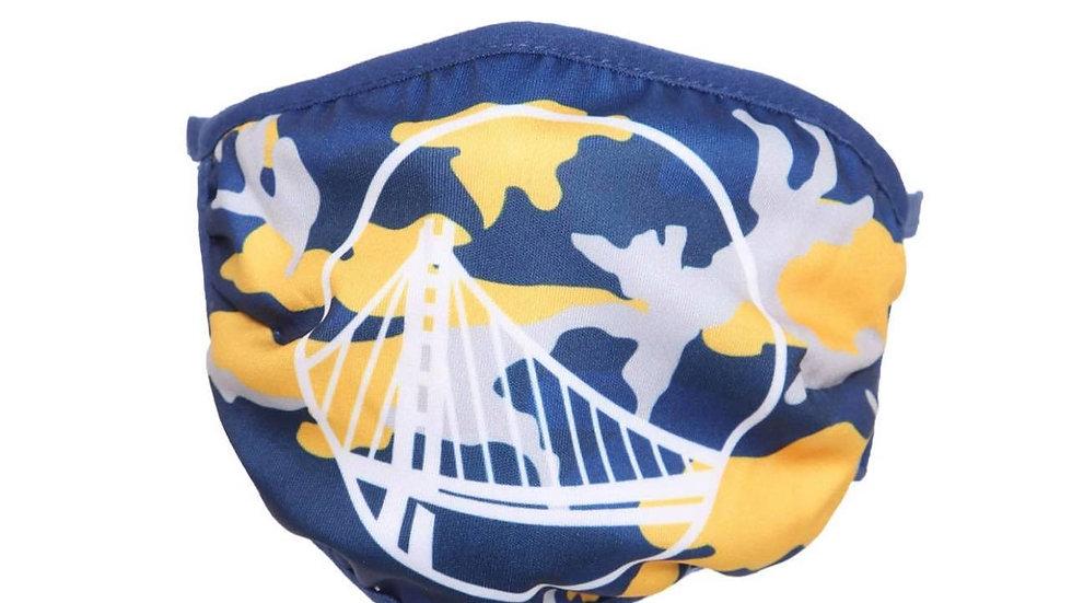 Golden State Inspired Masks
