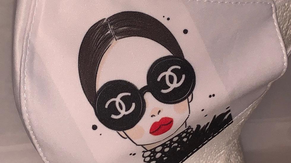 Designer Inspired Mask