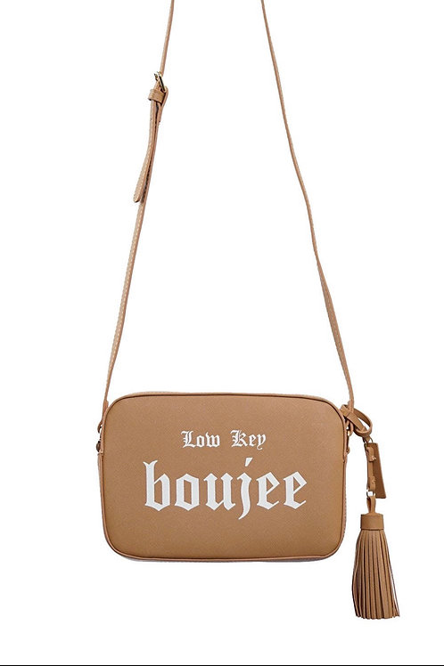 Low Key Boujee Crossbody