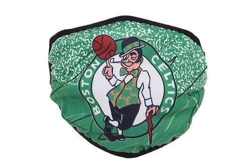 Boston Celtics Inspired Masks