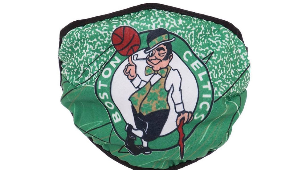Boston Celtics Inspired Masks