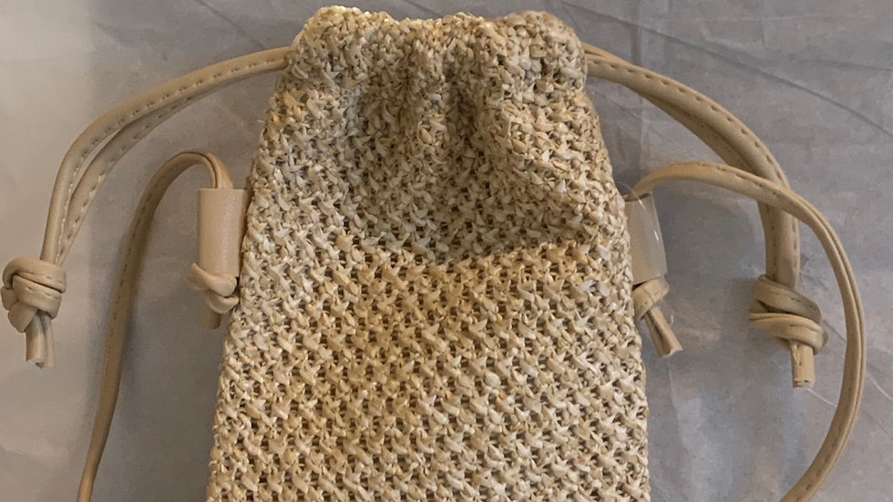 Mesh CrossBody Bag