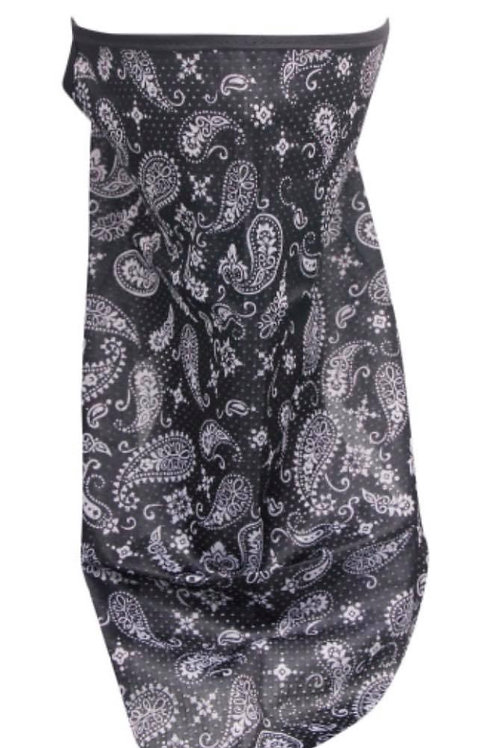 Paisley Face Cover
