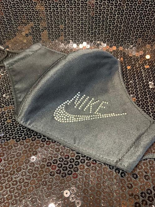 Bling Nike Inspired Mask