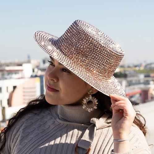 Bling Fadora Hat