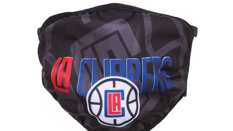 LA Clippers Inspired Masks