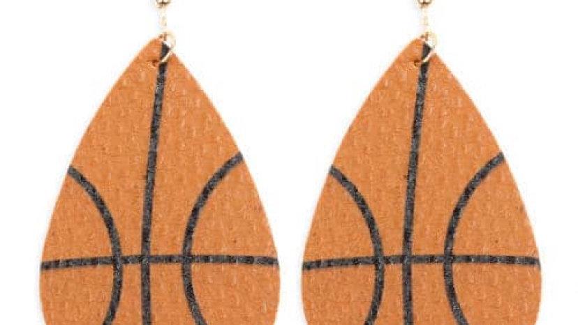Sports Drop Earrings
