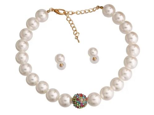 Color me pearl set