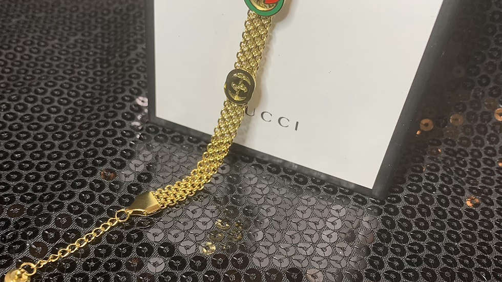 Gucci Inspired Bracelet