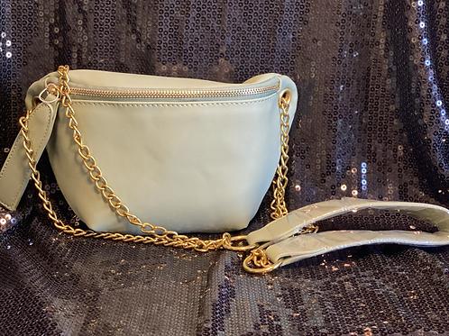 Mint Green Crossbody Bag