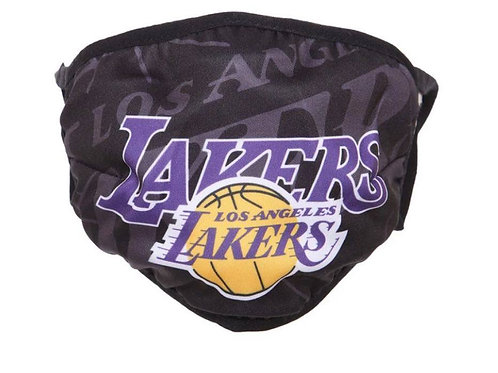Lakers Inspired Masks