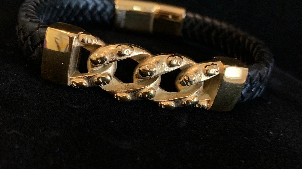 Tied Men's Bracelet