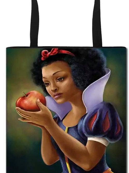 Apple Of My Eye Tote Bag
