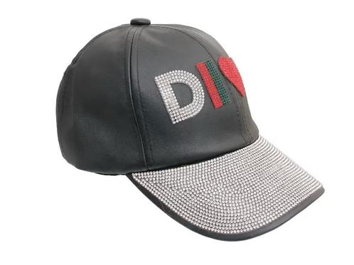 Diva bling hat