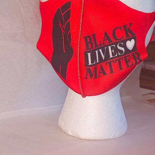 Adult Black Lives Matter Mask