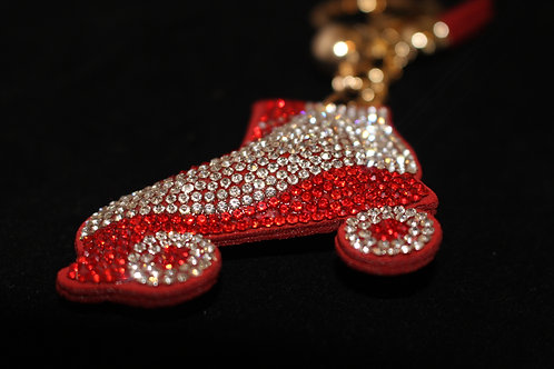 Roll With Me Keychain