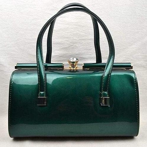 Hunter Green Handbag