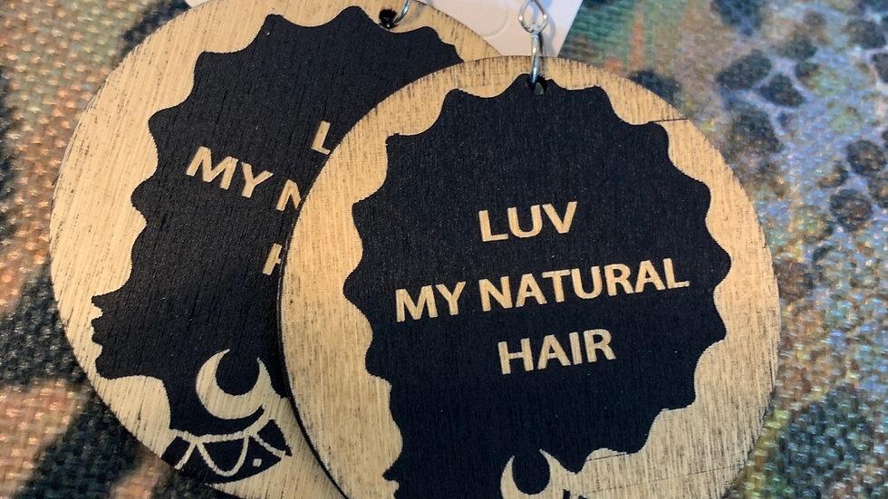 Luv My Natural Hair