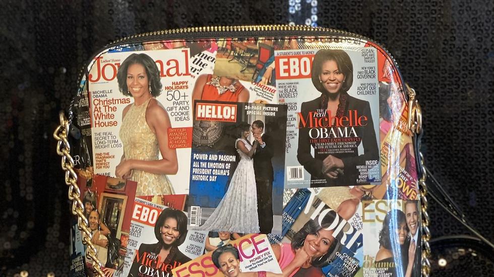 Michelle Obama Crossbody