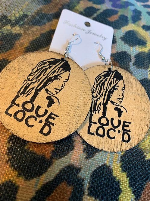 Love Loc'd Earrings